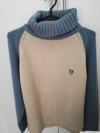 Sweter/golf  męski gruby FOXHOLE L