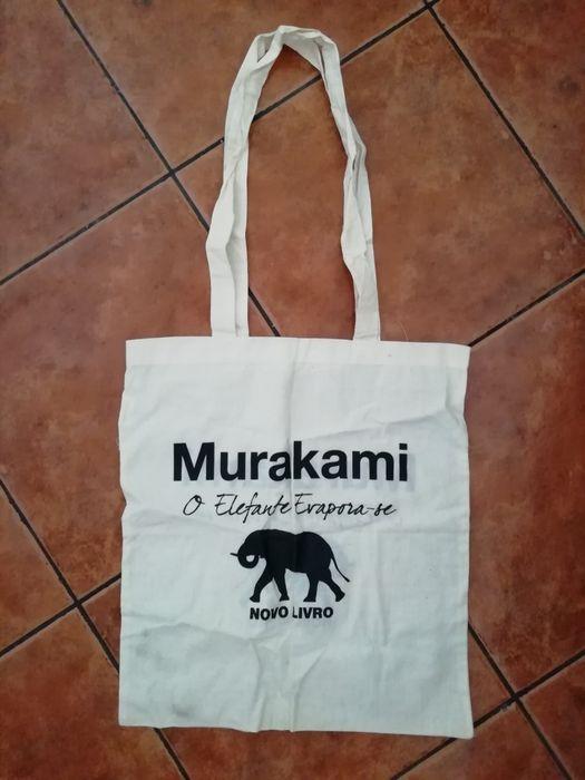 Saco Tote Bag Murakami Paredes - imagem 1