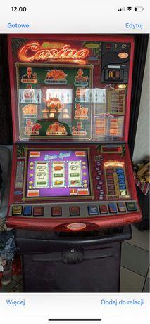 Automat do gry.      .