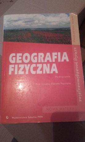 Podręcznik książka - Geografia Fizyczna