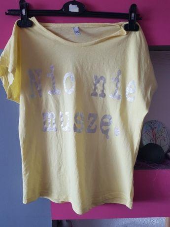 Bluzka/koszulka rozm.m