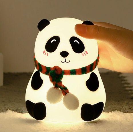 """Продам Детский силиконовый ночник """"Панда"""" LOSSO LJC-142-А Лучшая цена."""