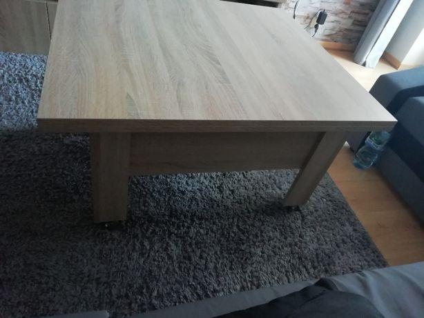 stół rozkładany w kolorze dąb sonoma