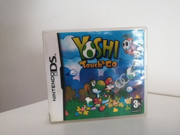 Yoshi Touch And Go Nintendo DS