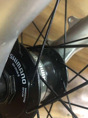 Велоколесо переднее 26 Shimano