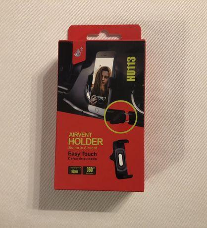Suporte de telemóvel para automóvel