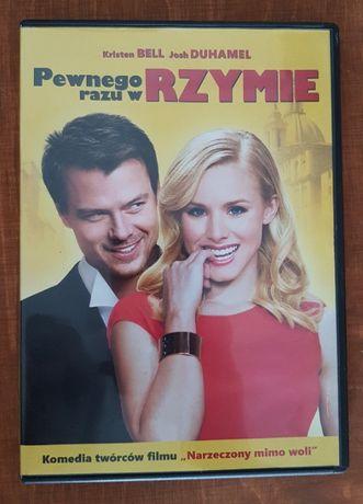 Pewnego razu w Rzymie - DVD komedia romantyczna