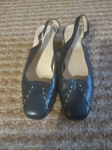 Туфли женские кожаные (Италия)