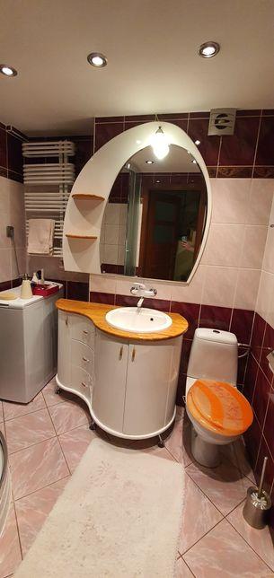Szafka łazienkowa z lustrem. Okazja!