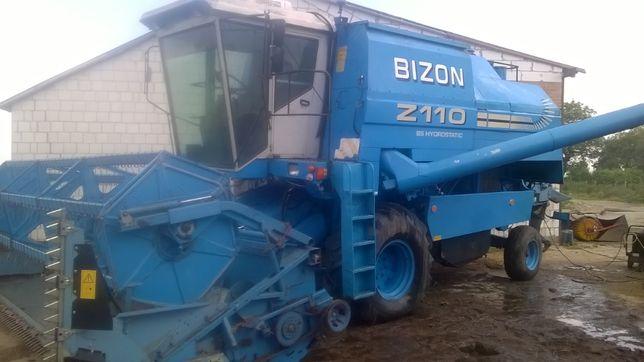 Kombajn Bizon BS Z110