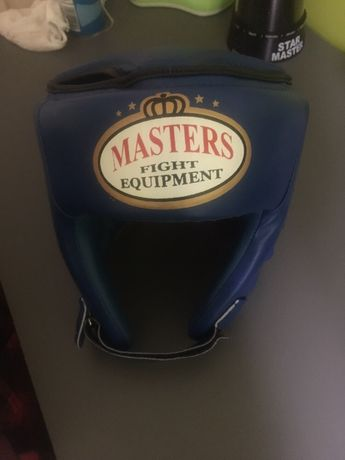 Kask treningowy masters karate boks s
