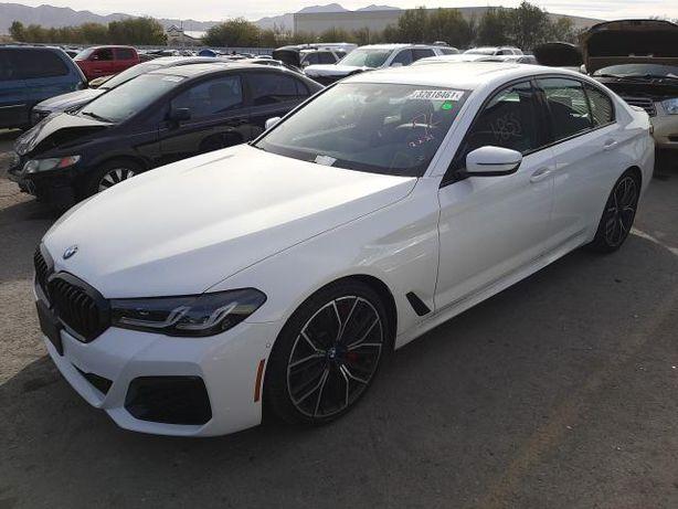 Запчасти BMW 5 G30 LCI (рестайлинг)