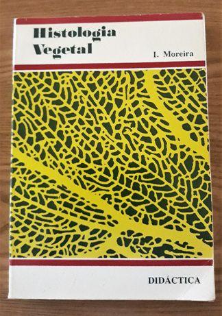 Livro de Histologia Vegetal a preço de saldo