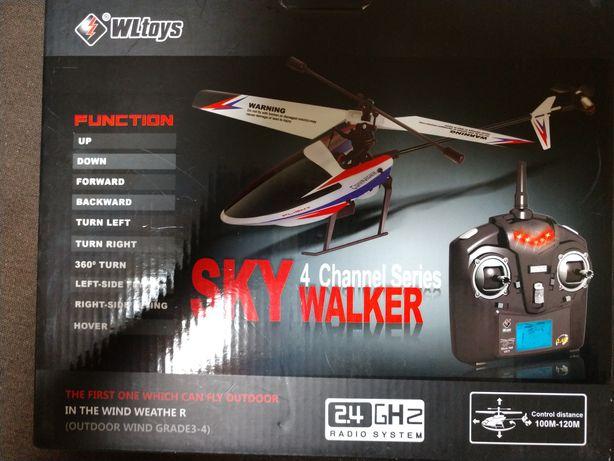 Вертолёт на радиоуправлении WlToys V911 Pro