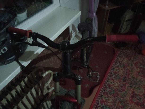 Руль Ns bikes licence