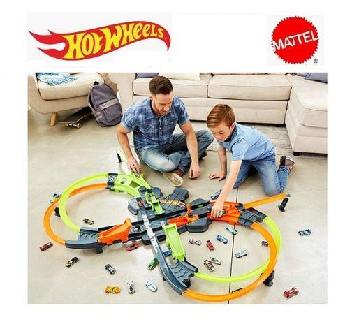 Hot Wheels® Colossal Crash GFH87 Хот Вілс Грандиозное столкновение