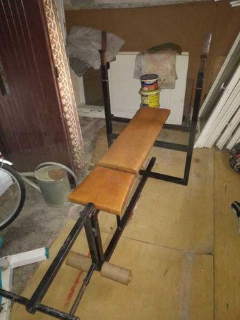 Ławka, ławeczka do ćwiczeń pod sztangę