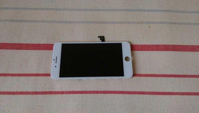 Абсолютно новый в пленке диcплeй ірhоnе 8 рlus экран белый на 8+ плюc
