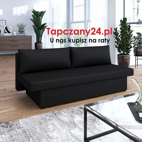 Sofa Kanapa rozkładana Wersalka Tapczan z pojemnikiem na pościel
