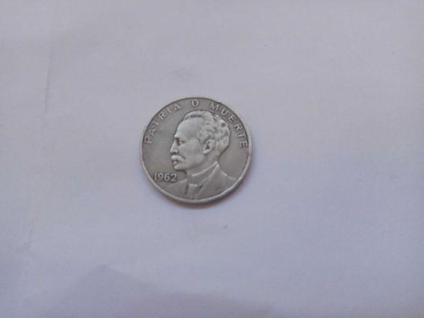 Монета 20 Сентаво - 1962 г