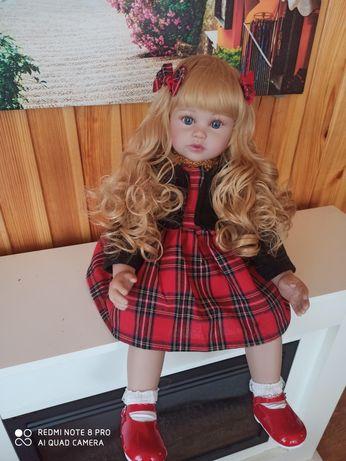 Кукла Реборн, блондинка