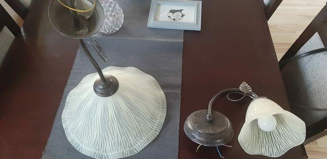 Lampy wiszące i kinkiet