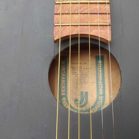 гитара акустическая металлические струны