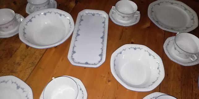 Serwis obiadowy Seltmann Weiden 6 osób