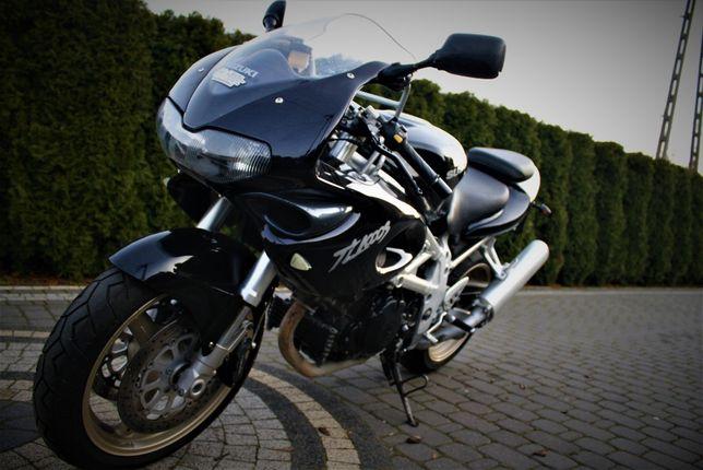 Suzuki TL1000s wtrysk zamiana V 125km