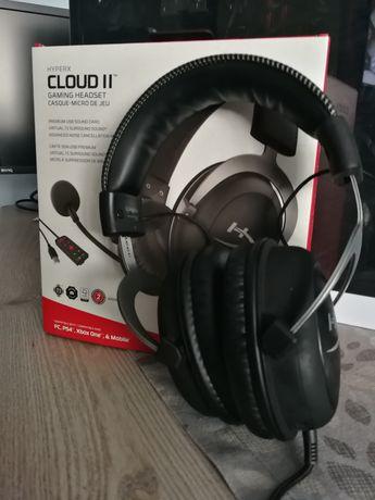 Słuchawki dla gracza Kingston HyperX Cloud II KHX-HSCP-GM