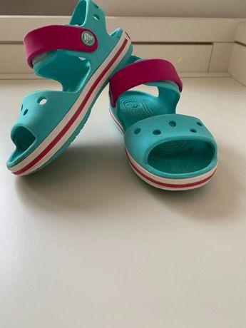 sandały crocs c10