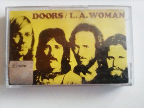 The Doors L.A. Woman kaseta audio