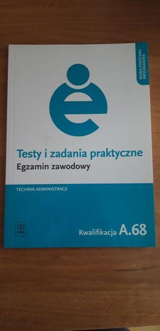Testy i zadania praktyczne.Egzamin zawodowy