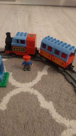 LEGO DUPLO Mój pierwszy pociąg wiek 2-5