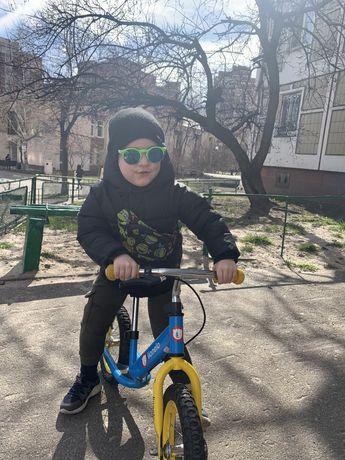 Беговел lionelo велобег велосипед