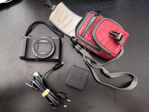 Máquina Fotográfica Sony (Câmara compacta HX60)