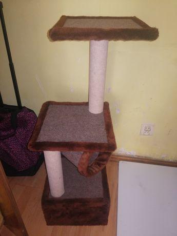 Drapak stojący dla kota