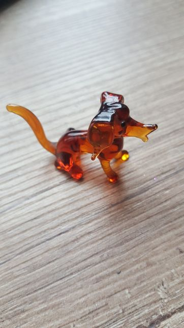Jamniczek szklany miniaturka