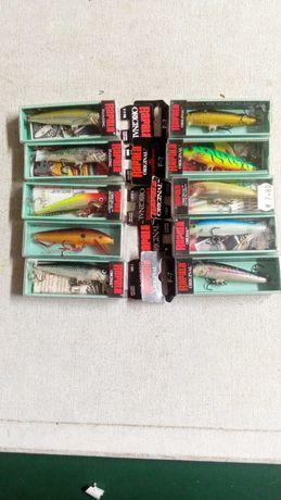 Amostras de pesca marca RAPALA modelo ORIGINAL f-7 de 7 cms