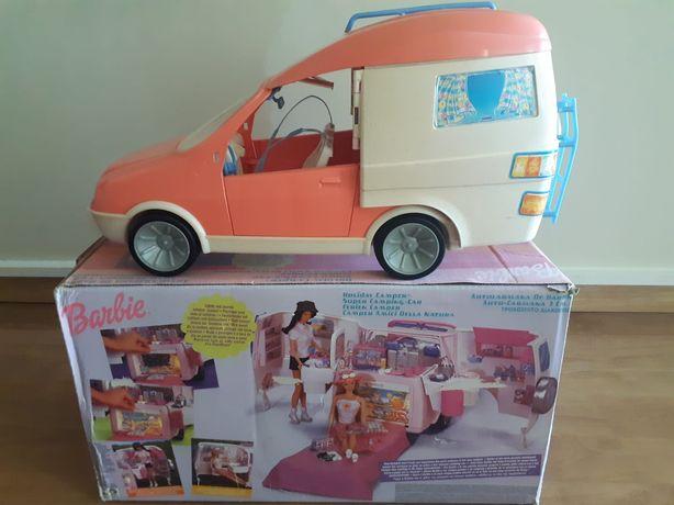Barbie Autocaravana 3 em 1