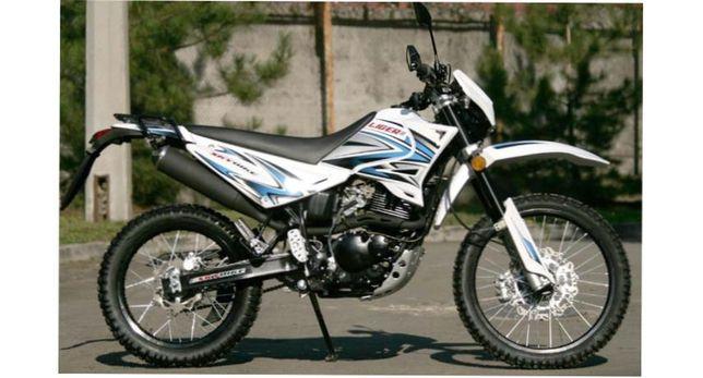 Топ Новинка Мотоцикл SKYBIKE LIGER II 200 Без пробега