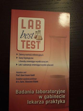 Badania laboratoryjne z gabinecie lekarza praktyka