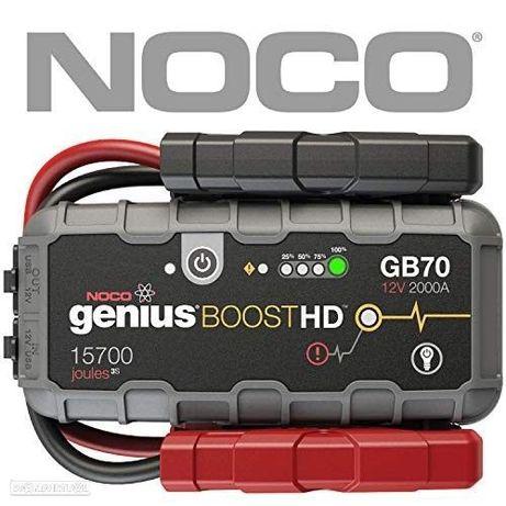 2000a  arrancador de bateria noco hd 2000a lithium GB70 BOOSTER
