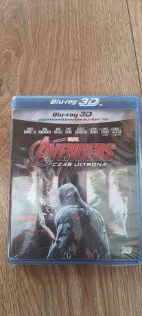 Avengers Czas Ultrona Blu-ray 3D