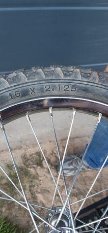 Koło rowerowe 16 cali