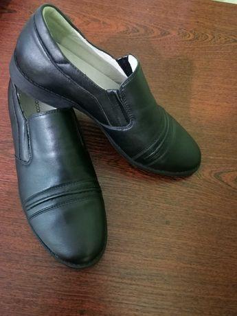 Туфли детские для мальчика, 37 размер