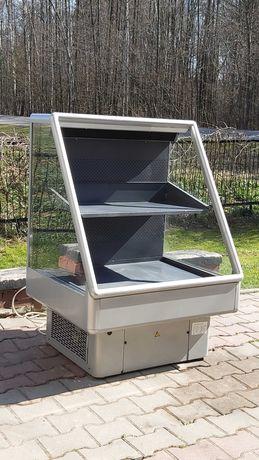 Sprzedam ladę chłodniczą otwartą ELEKTROLUX- dodatkowe 2 półki- PILNE!
