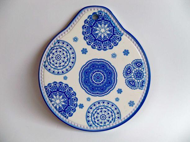 Dekoracyjna deska ceramiczna