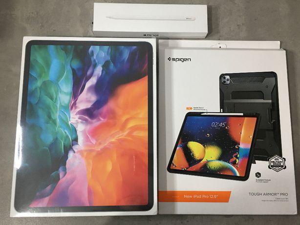 "Apple iPad Pro 12,9"" 512GB 2020, Apple Pencil 2 generacji +etui ZESTAW"