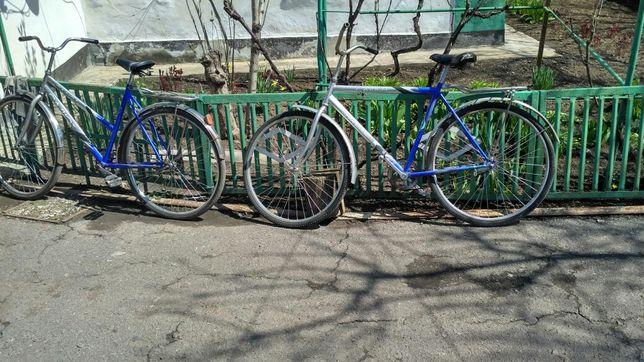 Велосипед Салют .
